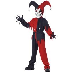 California Costumes Men's Adult- Red Evil Jester Costume Review!