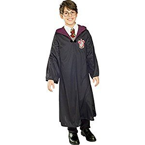 Child Harry Potter Deluxe Costume Medium Review!