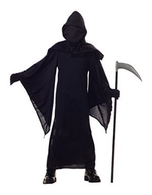 California Costumes Men's Horror Robe Costume Review!