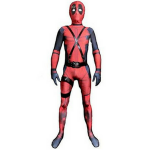 Riekinc Unisex Lycra Spandex Zentai Halloween Cosplay Costumes Kids 3D Style Review!
