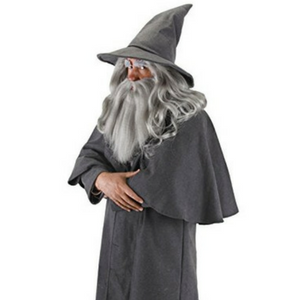 Elope Lord of the Rings-The Hobbit Gandalf Hat Review!