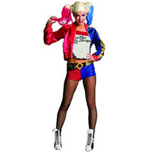 Rubie's Women's Suicide Squad Deluxe Harley Quinn Costume Review!