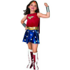 Super DC Heroes Wonder Woman Child's Costume Review!