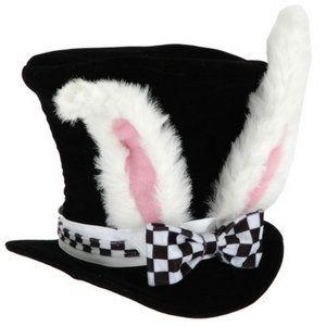White Rabbit Hat Review!