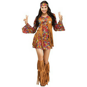 Fun World Women's Peace Love Hippie Costume Review!
